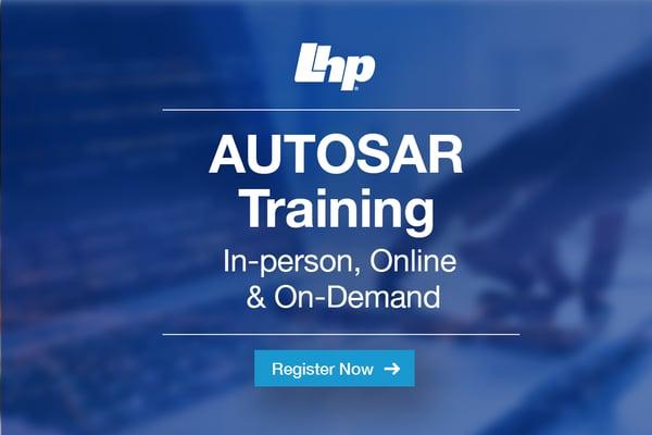 CTA- AUTOSAR 3-Day Training-1