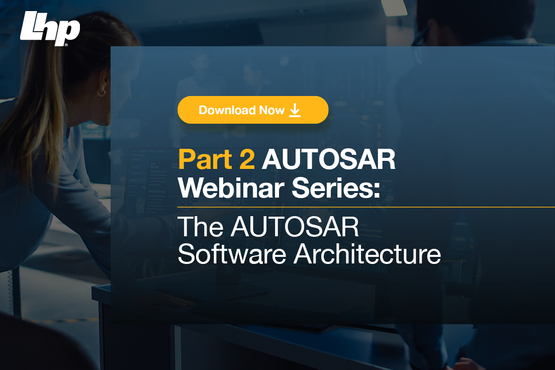 CTA- The AUTOSAR Software Architecture