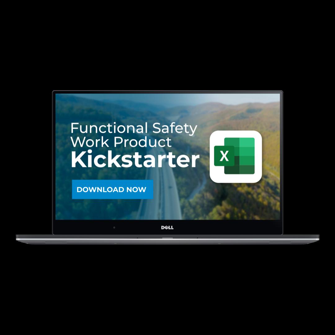 Functional Safety Work Product Kickstarter