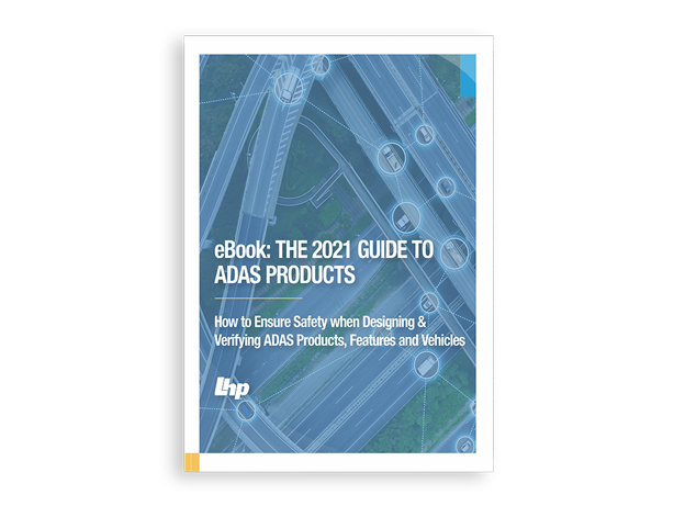 Cover of The 2021 Guide to ADAS Products