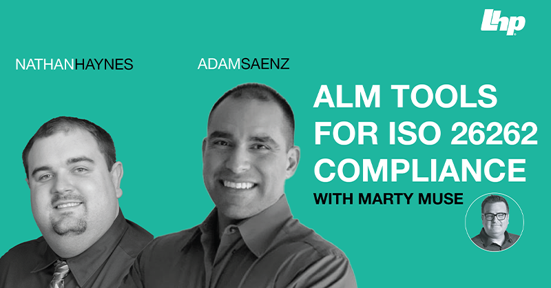 SME Interview: ALM Tools for ISO 26262 Compliance