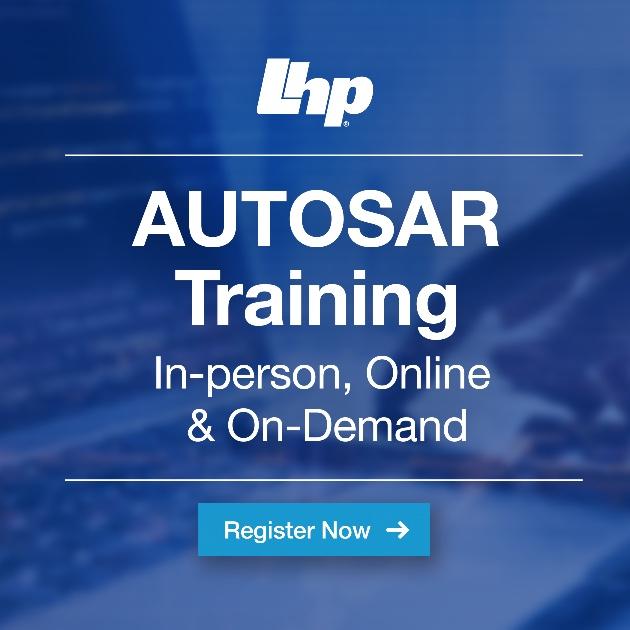 AUTOSAR Training