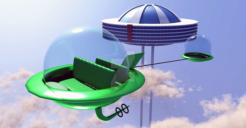 Did the Jetsons Predict the Future of the Transportation Industry?