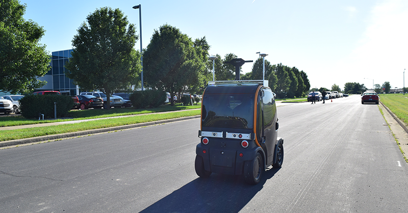 Micro-Mobility and the Future of Self-Driving Cars