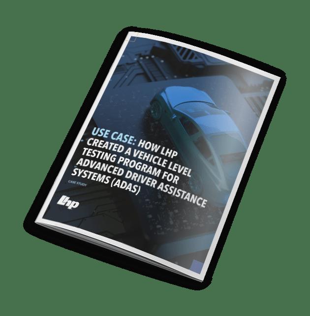 VLT Case Study Book cover