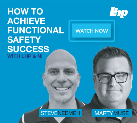 Functional Safety ISO 26262 Success With NI and LHP thumbnail