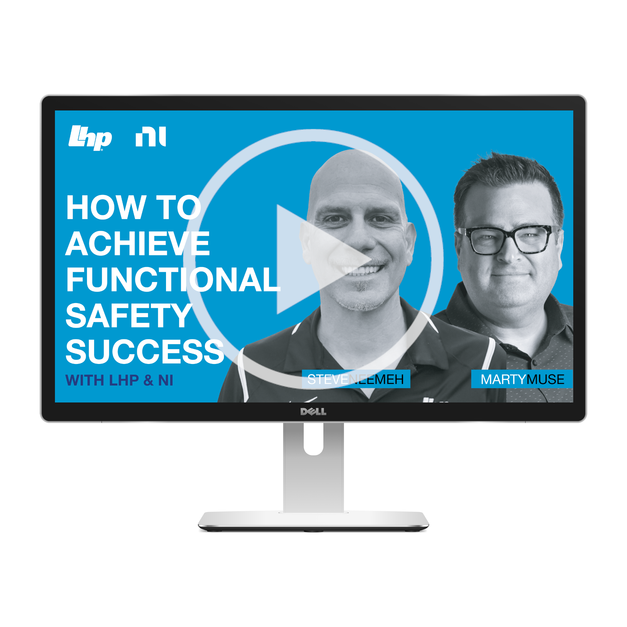 How to achieve functional safety success with LHP and NI