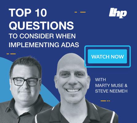 Top 10 Questions to Consider When Implementing ADAS